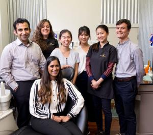 The team at Capital Dental Thorndon